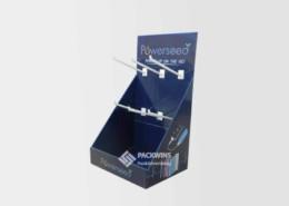 Cardboard Step Riser Pos Display Boxes for Power Banks