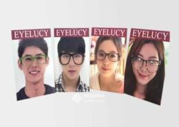 Cheap Stylish Sunglasses Custom Cardboard Cutouts Lifesize