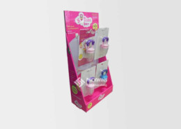 Fedding Bottle Shelf Ready Counter Top Small Display Stands