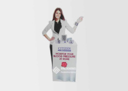 Medical-Care-Retail-Store-Custom-Standee-Picture-Cut-Out